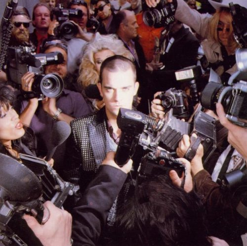 Robbie Williams Let Me Entertain You profile image