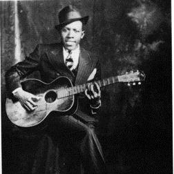 Robert Johnson Me And The Devil Blues Sheet Music and PDF music score - SKU 24803