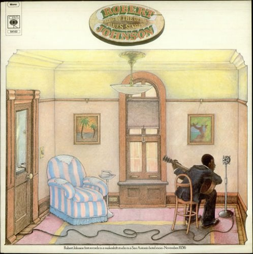 Robert Johnson Phonograph Blues profile image