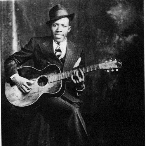 Robert Johnson, Sweet Home Chicago, Piano