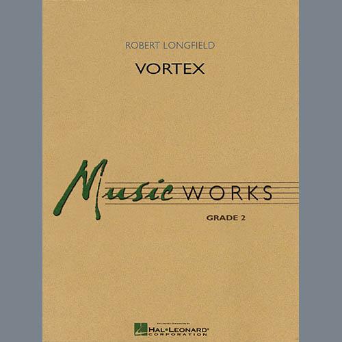 Robert Longfield, Vortex - Bb Trumpet 2, Concert Band