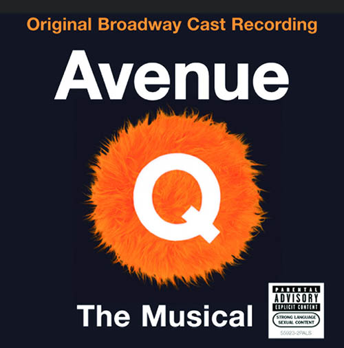 Robert Lopez & Jeff Marx, I'm Not Wearing Underwear Today (from Avenue Q), Piano, Vocal & Guitar (Right-Hand Melody)