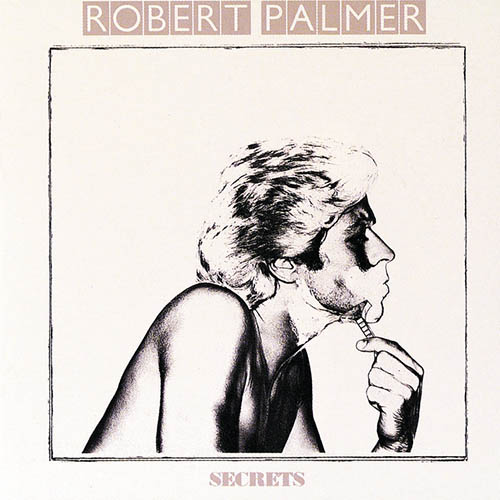 Robert Palmer, Bad Case Of Loving You, Piano, Vocal & Guitar (Right-Hand Melody)