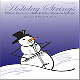 Robert S. Frost Holiday Strings - opt. Viola T.C. Sheet Music and PDF music score - SKU 124925