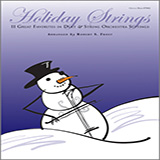 Robert S. Frost Holiday Strings - Violin Sheet Music and PDF music score - SKU 124928
