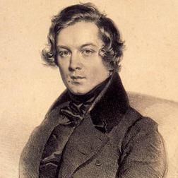 Robert Schumann Little Piece Sheet Music and PDF music score - SKU 110660