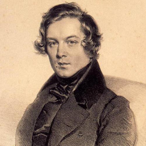Robert Schumann, Melody, Op. 68, No. 1, Piano