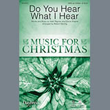 Robert Sterling Do You Hear What I Hear - Bb Trumpet 1 Sheet Music and PDF music score - SKU 342224