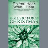 Robert Sterling Do You Hear What I Hear - Violin 1 Sheet Music and PDF music score - SKU 342252