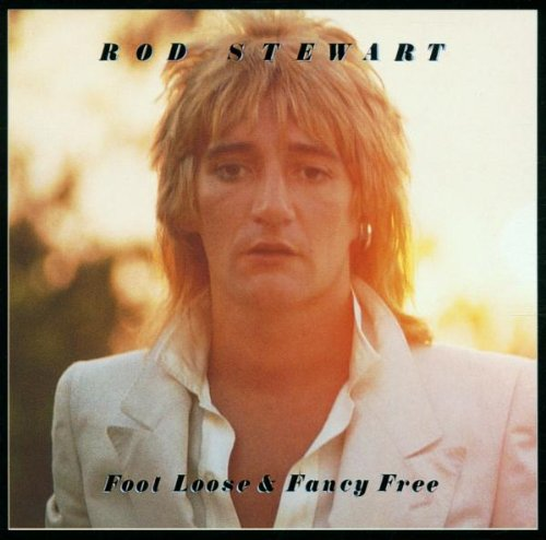 Rod Stewart, Hot Legs, Piano, Vocal & Guitar (Right-Hand Melody)