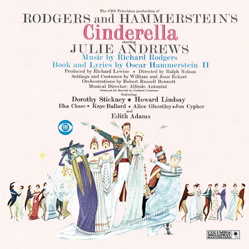 Rodgers & Hammerstein, Do I Love You Because You're Beautiful?, Piano, Vocal & Guitar (Right-Hand Melody)