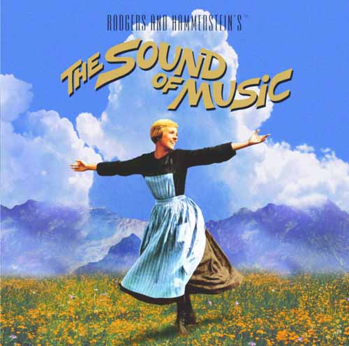 Julie Andrews, I Have Confidence (from The Sound Of Music), Easy Piano