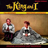 Rodgers & Hammerstein I Have Dreamed Sheet Music and PDF music score - SKU 95435