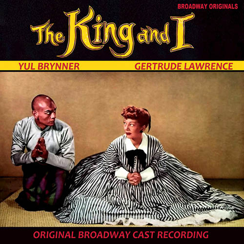 Rodgers & Hammerstein, I Whistle A Happy Tune, Piano
