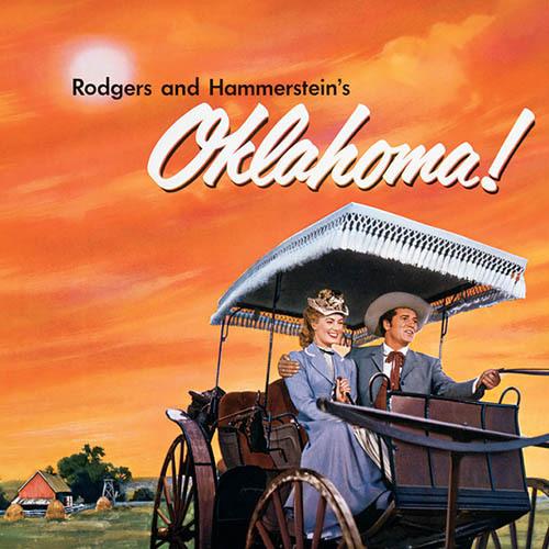 Oklahoma sheet music