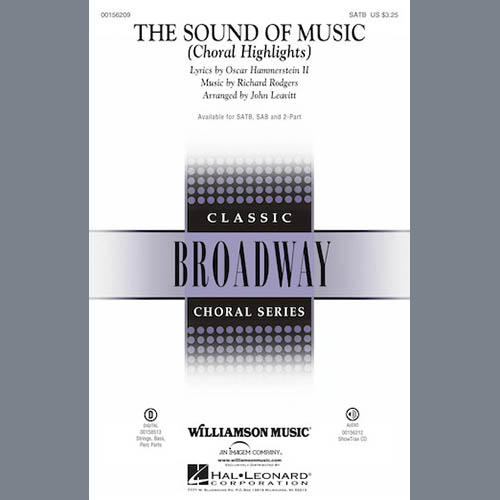Rodgers & Hammerstein, The Sound Of Music (Choral Highlights) (arr. John Leavitt), SSA