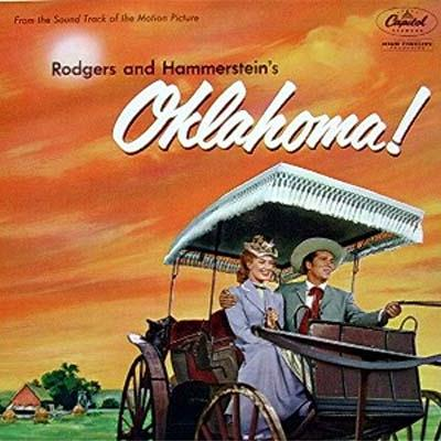 Rodgers & Hammerstein, The Surrey With The Fringe On Top (from Oklahoma!), Piano