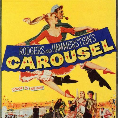 Rodgers & Hammerstein, You'll Never Walk Alone (from Carousel), Piano, Vocal & Guitar (Right-Hand Melody)