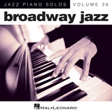 Rodgers & Hart Falling In Love With Love [Jazz version] (arr. Brent Edstrom) Sheet Music and PDF music score - SKU 160681