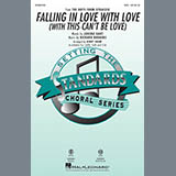 Rodgers & Hart Falling In Love With Love (with This Can't Be Love) (arr. Kirby Shaw) Sheet Music and PDF music score - SKU 415476