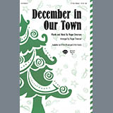 Roger Emerson December In Our Town Sheet Music and PDF music score - SKU 151344