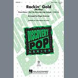 Roger Emerson Rockin' Gold (Medley) Sheet Music and PDF music score - SKU 97626