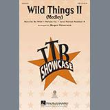 Roger Emerson Wild Things II (Medley) Sheet Music and PDF music score - SKU 289535