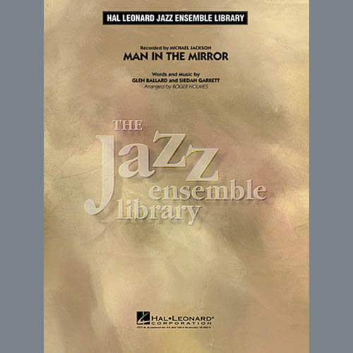 Roger Holmes, Man In The Mirror - Trombone 2, Jazz Ensemble