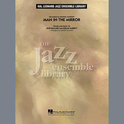 Roger Holmes, Man In The Mirror - Trombone 4, Jazz Ensemble