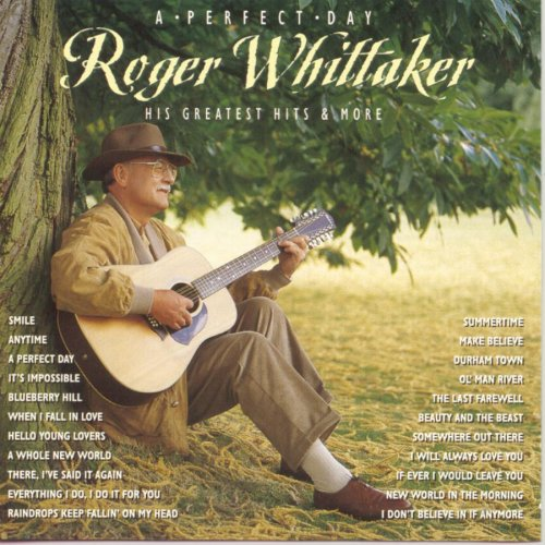 Roger Whittaker, The Last Farewell, Piano, Vocal & Guitar (Right-Hand Melody)
