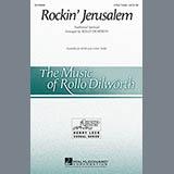 African-American Spiritual Rockin' Jerusalem (arr. Rollo Dilworth) Sheet Music and PDF music score - SKU 161618