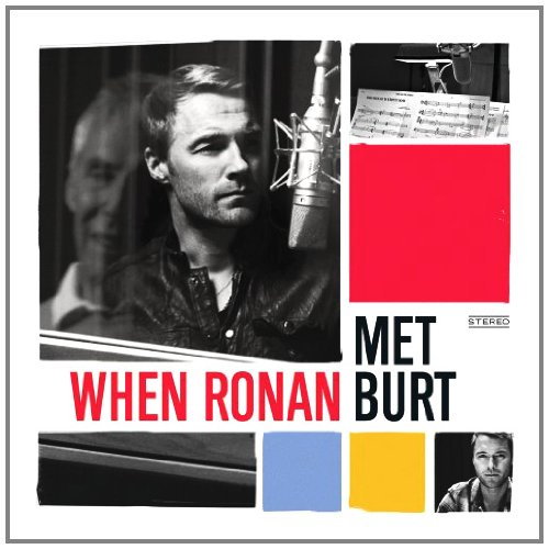 Ronan Keating, If I Don't Tell You Now, Piano, Vocal & Guitar