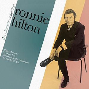 Ronnie Hilton, A Windmill In Old Amsterdam, Easy Piano