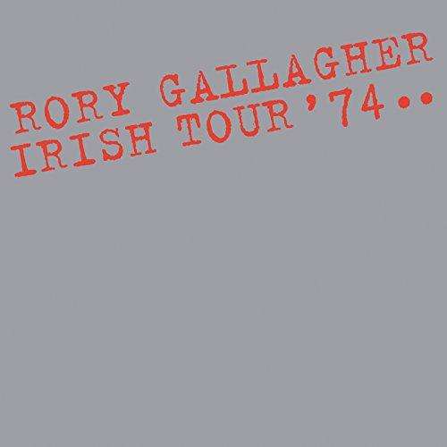 Rory Gallagher, I Wonder Who, Guitar Tab