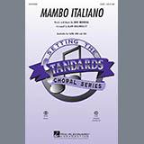 Rosemary Clooney Mambo Italiano (arr. Alan Billingsley) - Baritone Sax Sheet Music and PDF music score - SKU 282258