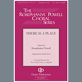 Rosephanye Powell There Is A Place Sheet Music and PDF music score - SKU 459752