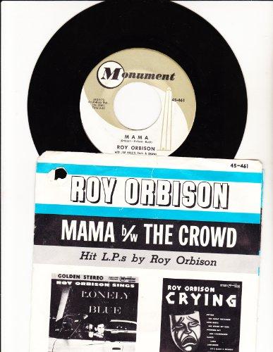 Roy Orbison The Crowd profile image