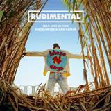 Rudimental These Days (featuring Jess Glynne, Macklemore and Dan Caplen) Sheet Music and PDF music score - SKU 125773