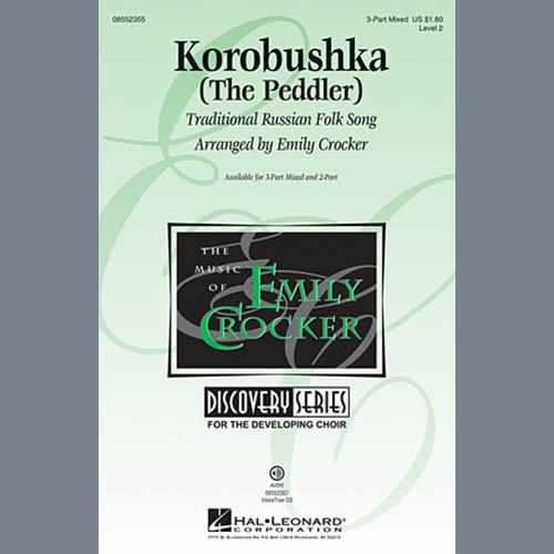 Russian Folk Song Korobushka (arr. Emily Crocker) profile image