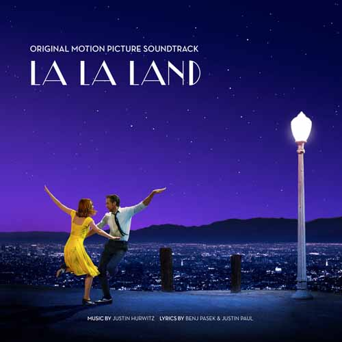 Ryan Gosling & Emma Stone, City Of Stars (from La La Land), Piano
