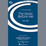 Ryan Kelly The Music Before Me Sheet Music and PDF music score - SKU 254975