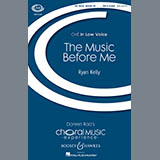 Ryan Kelly The Music Before Me Sheet Music and PDF music score - SKU 254975