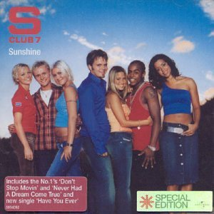 S Club 7, Don't Stop Movin', Clarinet