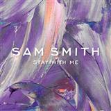 Sam Smith Stay With Me Sheet Music and PDF music score - SKU 122360