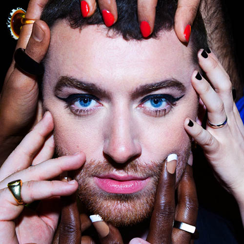 Sam Smith, To Die For, Piano, Vocal & Guitar (Right-Hand Melody)