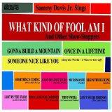 Sammy Davis Jr. What Kind Of Fool Am I Sheet Music and PDF music score - SKU 34232