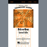 Samuel Adler Bric-A-Brac Sheet Music and PDF music score - SKU 71274