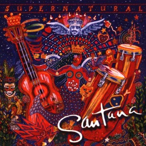 Santana, Corazon Espinado, Guitar Tab