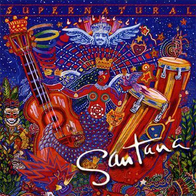 Santana featuring Rob Thomas, Smooth, Piano, Vocal & Guitar (Right-Hand Melody)