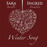 Sara Bareilles Winter Song Sheet Music and PDF music score - SKU 153256
